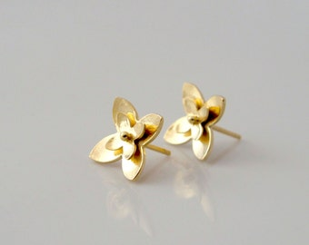 Nature Stud Earrings
