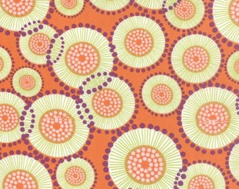 For You Poppy Orange - 1/2yd