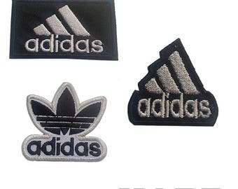 Brand Embroidered iron sew on Patch Badge