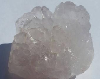 Rare Amethystine Quartz Cluster