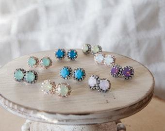 Mythic Earrings