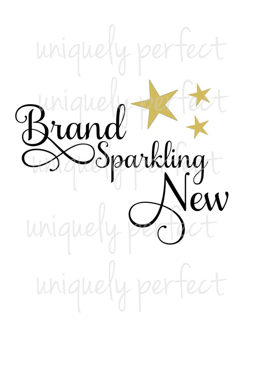 Sparkling New Year S Eve Nails Tutorial: Brand Sparkling New Cutting File Svg
