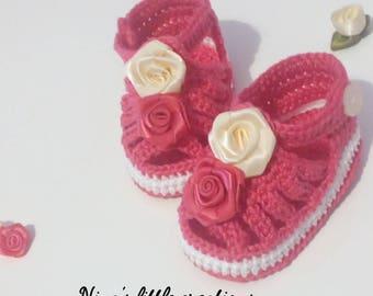 Newborn Sandals
