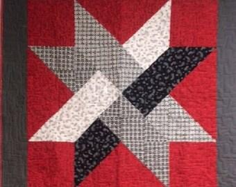 Braided Star Quilt Class/Kit