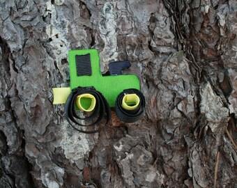John Deere Tractor clip