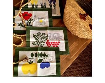 Four Seasons Kitchen Textiles