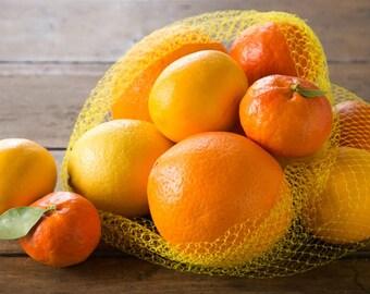 Organic Seasonal Citrus Mix Box