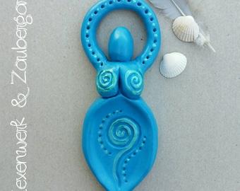 Yemaja - Goddess of the Sea