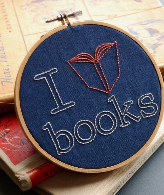 Embroidery patterns booksmart modern hand