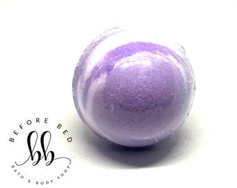 "NEW Lavender Scented Bath Bomb, 2.5"", Bigger & Better"