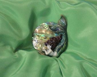 Custom Mermaid or Selkie Pendant