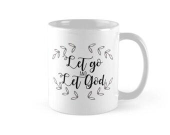 Let Go - Let God