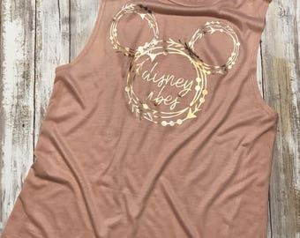 Disney Vibes Muscle Tank *The Original*