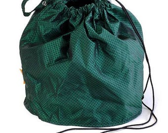 GoKnit Sapphire Emerald Green Medium Project Bag