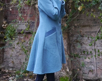 PDF sewing Pattern Coat Scarlet with Ebook sewing instructions