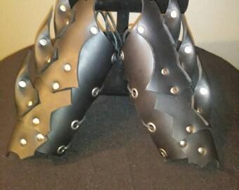 Leather Claw XL Gauntlet