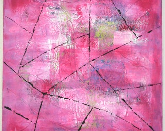 abstract painting, colorful painting, contemporary painting pink painting modern abstract, abstract painting, abstract painting