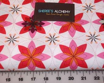 Michael Miller Patty Young Sanctuary Floral cotton Fabric by the yard