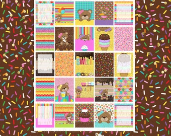 50% OFF Sugar Rush Planner Stickers | Full Boxes Half Boxes | Made to fit the Erin Condren