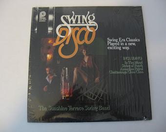 The Sunshine Terrace Swing Band - Swing Disco - Circa 1977