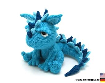 Spikey crochet pattern amigurumi