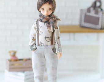 Ruruko Winter set (boy)