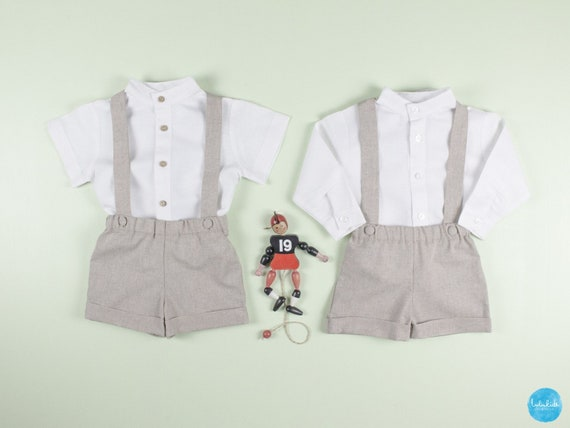 baby boy christening outfit toddler babtism set toddler outfit