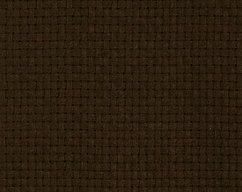 "Potting Soil Brown Monks Cloth 60"" wide Per Yard"