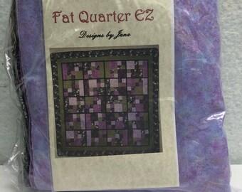 Passion for Purple quilt kit