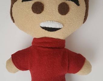 Carl Sagan Doll