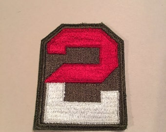 Vintage WWII Patch