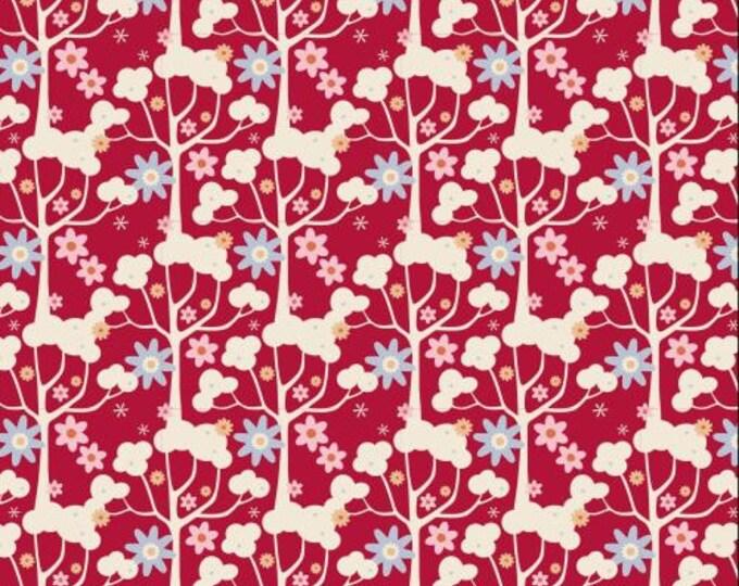 TILDA Candy Bloom - Wildgarden Red - Limited Edition