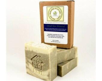 Dead Sea Mineral Soap