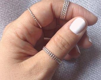 Dainty Stacker ring