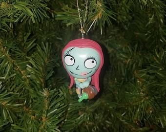 Disney's The Nightmare Before Christmas Ornament Sally