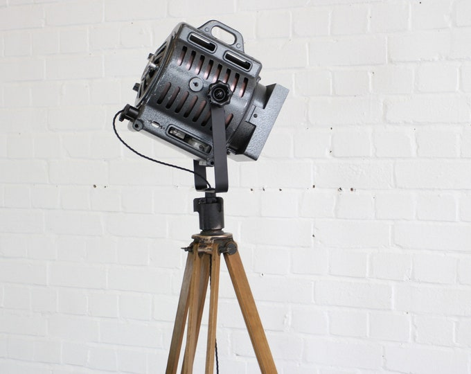 Studio Floor Lamp By Arnold & Richter Circa 1940s