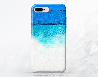 iPhone X Case iPhone 8 Case iPhone 7 Case Aqua Floral iPhone 7 Plus iPhone 6s Case iPhone SE Case Galaxy S8 Case Galaxy S8 Plus Case I153