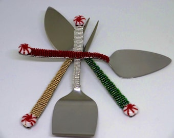 Holiday Candy Cheese Set