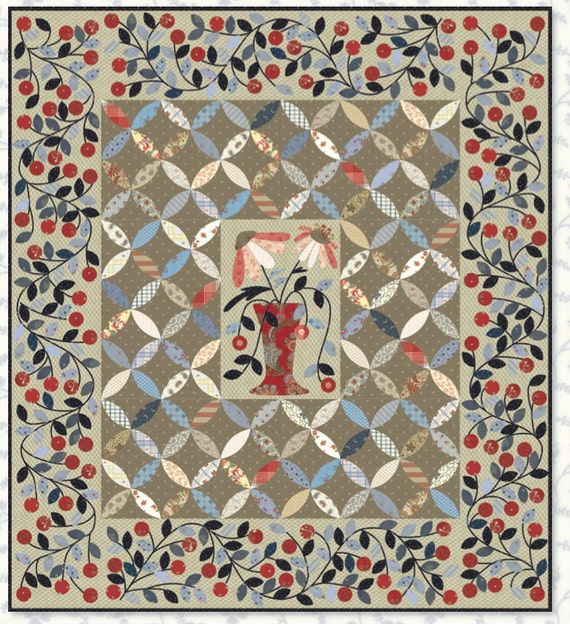 Saint Germain Pattern DOWNLOAD By Minick And Simpson