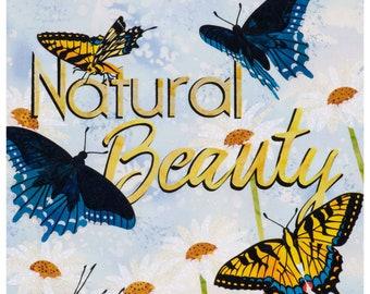 Natural Beauty Fine Art Print by Kestrel Michaud