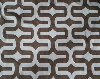 Fabric by the yard, brown fabric, Fall fabric, fall color fabric, Premier Prints Embrace fabric, brown, home decor, cotton slub fabric