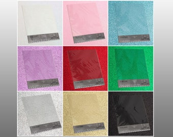 250 GSM A4 Glitter Card 10 Pack, Shed less Glitter Card, Luxury A4 Card, Glitter Cardstock, High Quality Card, Craft Cardstock, Card making