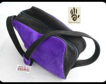 Cavour skin leather bag