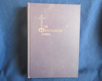 1964 ** The Methodest Hymnal ** Methodist Church  ** sj