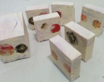 Jasmine Vanilla  all natural soap