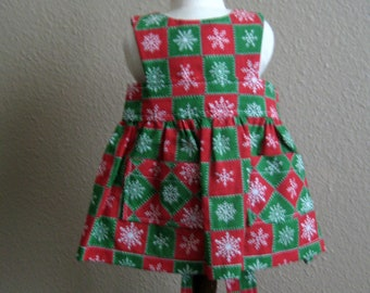 18 Inch Doll Clothes American Girl - Bib Apron or Pinafore