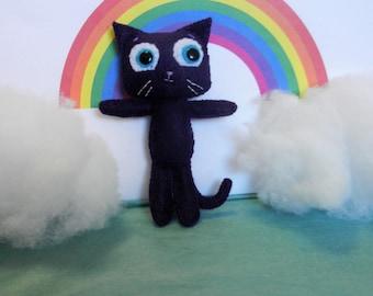 Felt Bartleby and the Rainbow Kingdom Doll Softie Plushie
