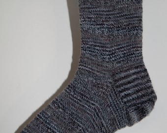 Handknitted Socks Adults in Luxury Yarn