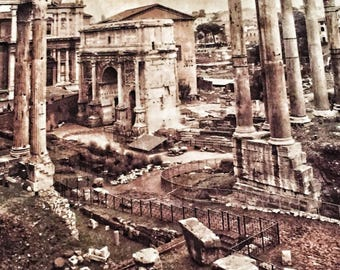 Forum I : Original Photograph on Aluminum