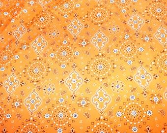 Bandana Orange (Order by Print)